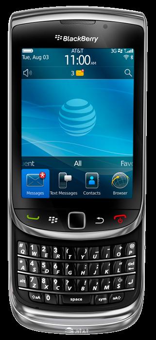 BlackBerry-Torch-9800-ATT