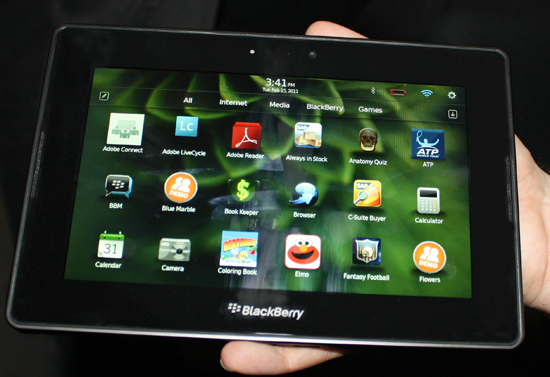 Игры На Blackberry Playbook
