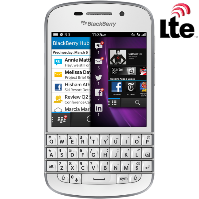 купить BlackBerry Q10 LTE