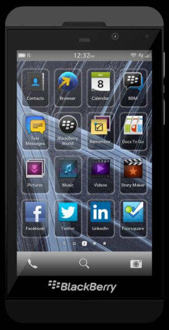 BlackBerry z10 купить
