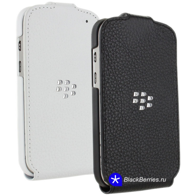 BlackBerry-Q10-Leather-Flip-Shell