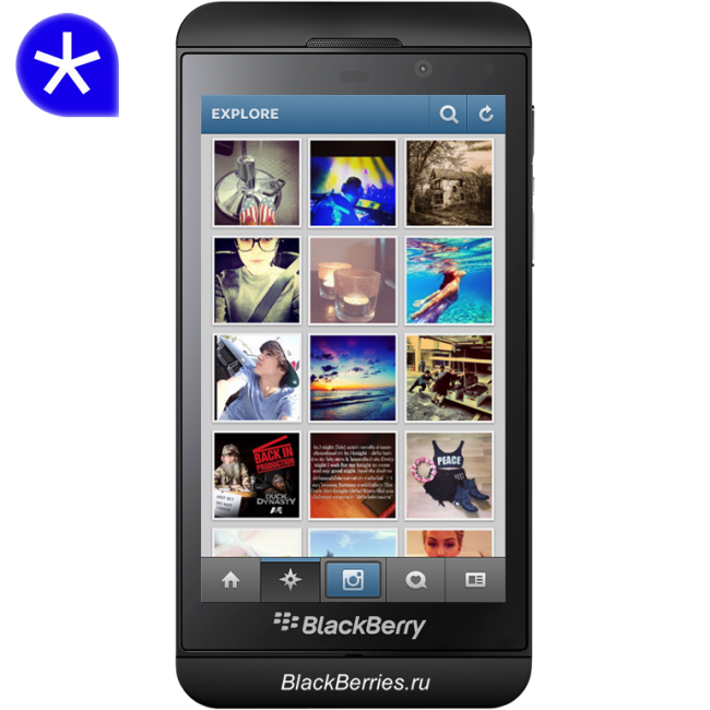 instagram-blackberry-z10