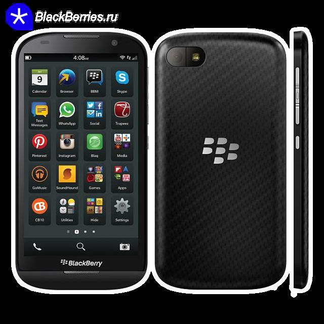 Новый концепт смартфона Blackberry A10 Aristo Blackberry