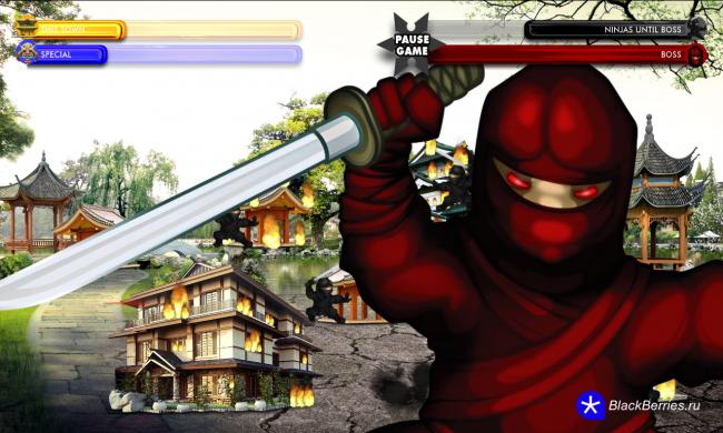 Shuriken Ninja War