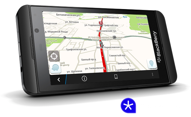 blackberry-z10-black-waze