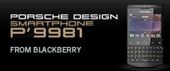 blackberry p'9981 porsche design купить