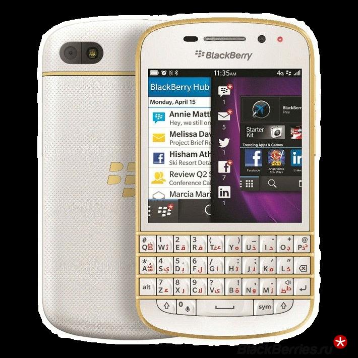 blackberry q10 limited edition купить