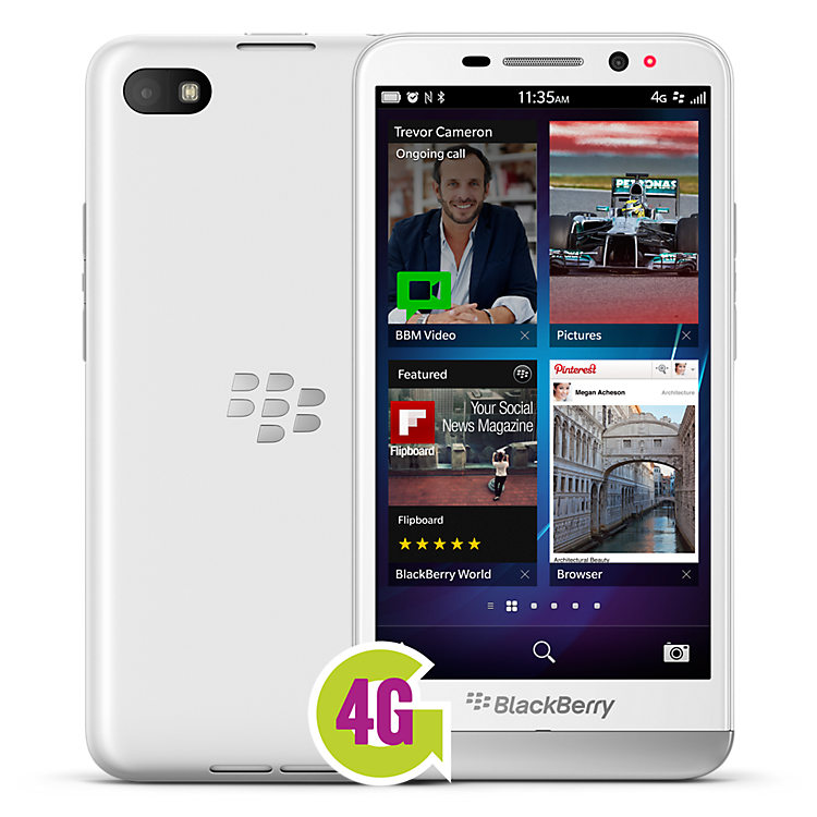 BlackBerry Z30 white купить