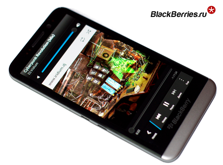 BlackBerry-Z30-Sound