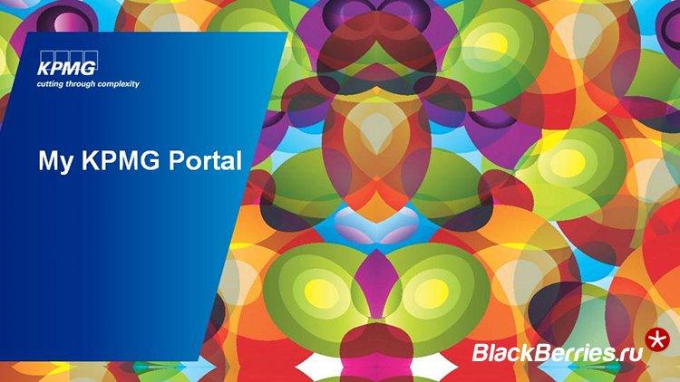 image my kpmg portal