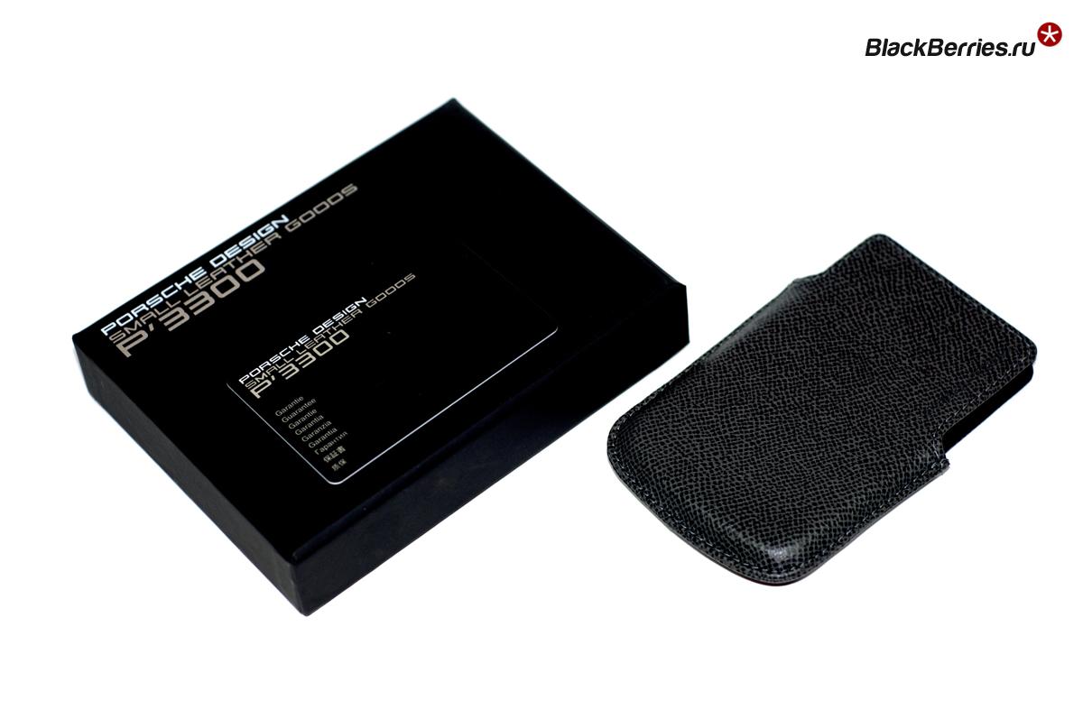 Оригинальные чехлы P 3300 для Blackberry P 9981 Porsche