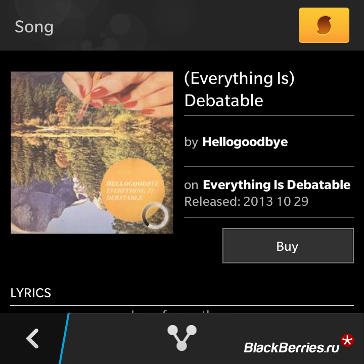 BlackBerry-Q10-SoundHound-5