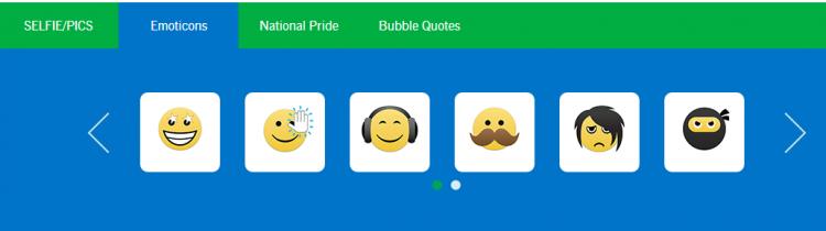 BBM-Emoticons