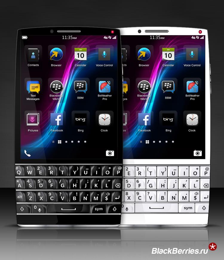 BlackBerry-Q40