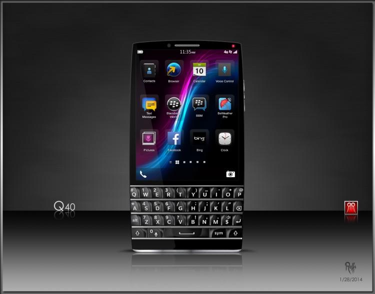 Q40-Black