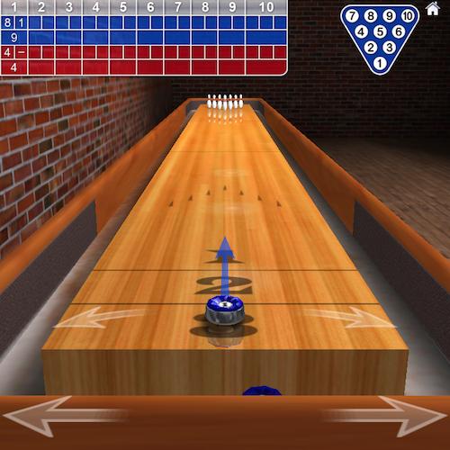 10-Pin-Shuffle-Bowling