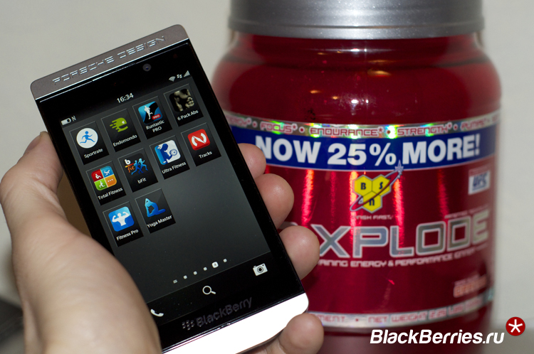 BlackBerry-P9982-Fitness