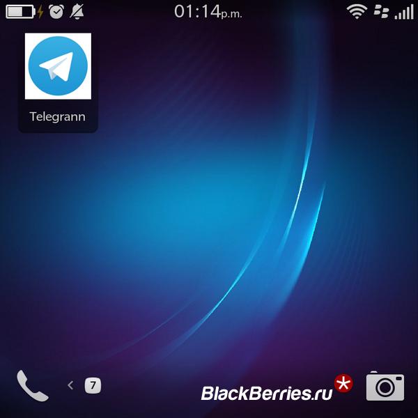 Telegram-BlackBerry-10