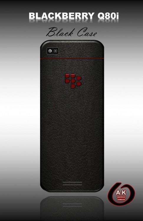 black case finished