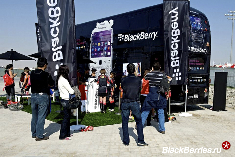 BlackBerry-Dubai