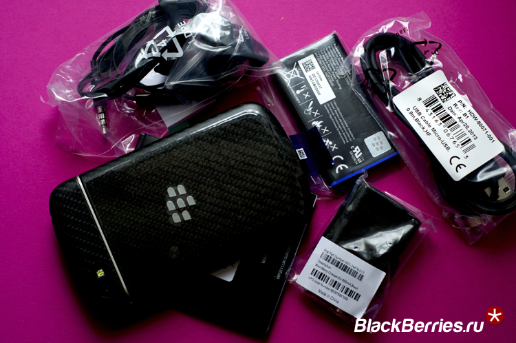 BlackBerry-Q10-комплектация