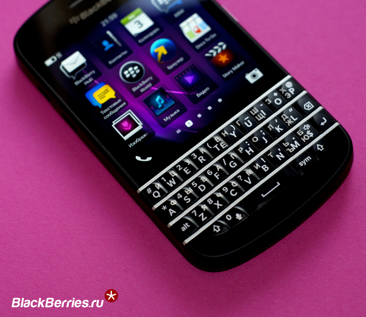 BlackBerry-Q10-русифицированная-клавиатура