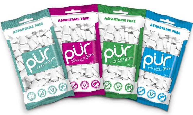 Pur-Gum-Pouches