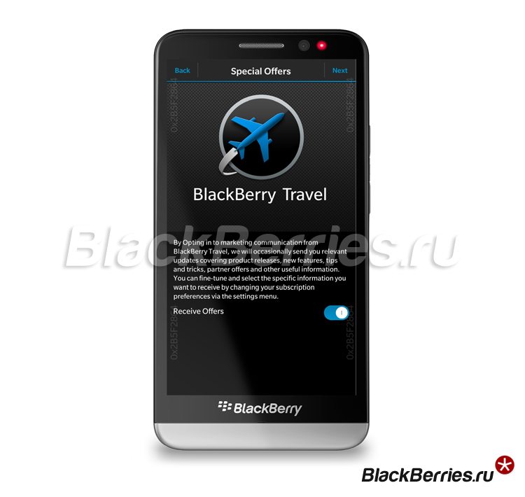 BlackBerry-Travel