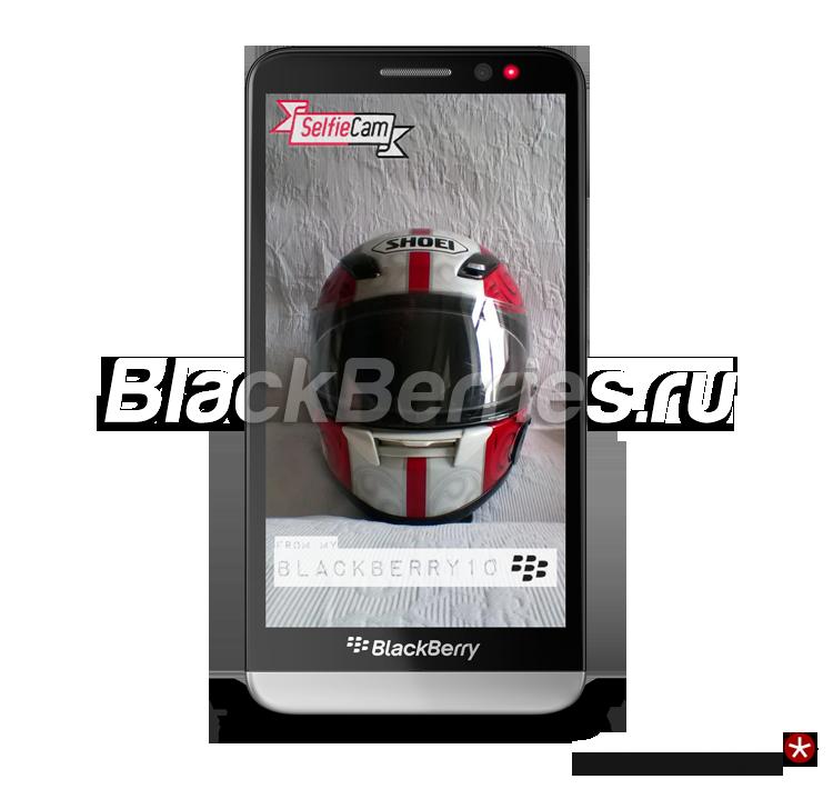BlackBerry-Z30-Selfie