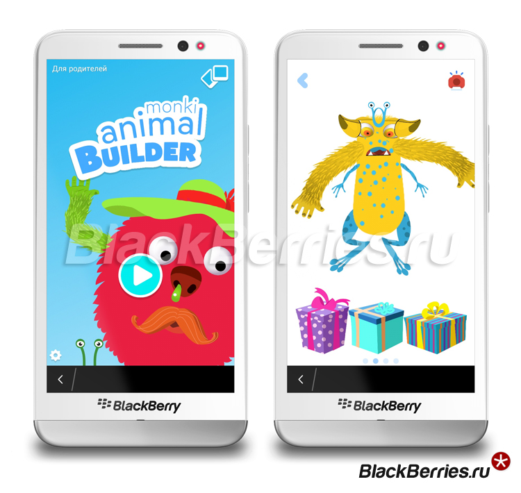 BlackBerry-Z30-Animal-Builder