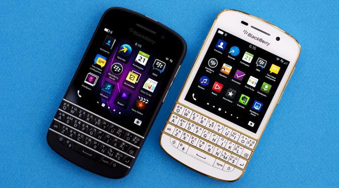 Обзор операционной системы BlackBerry 10.3 для QWERTY устройств