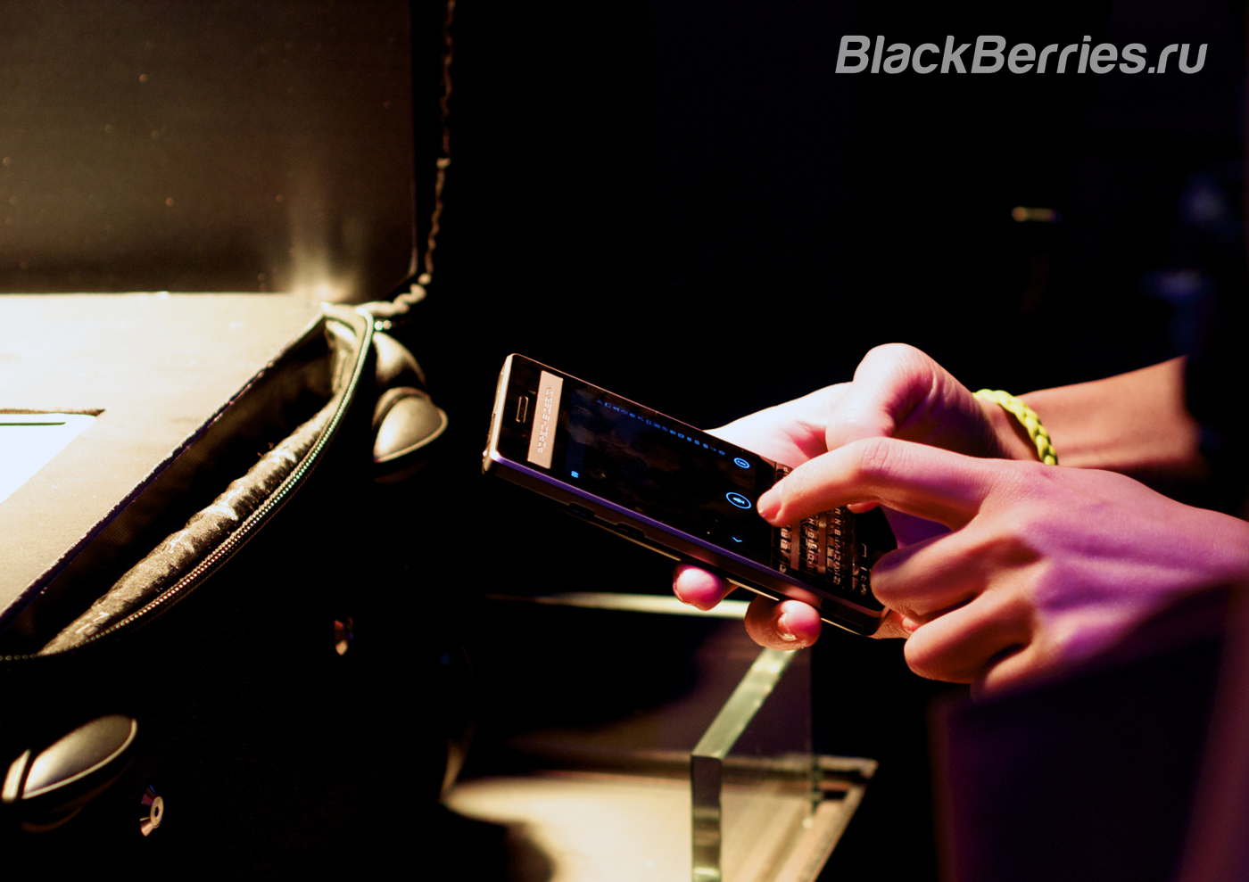 BlackBerry-Porsche-Design-Event-35