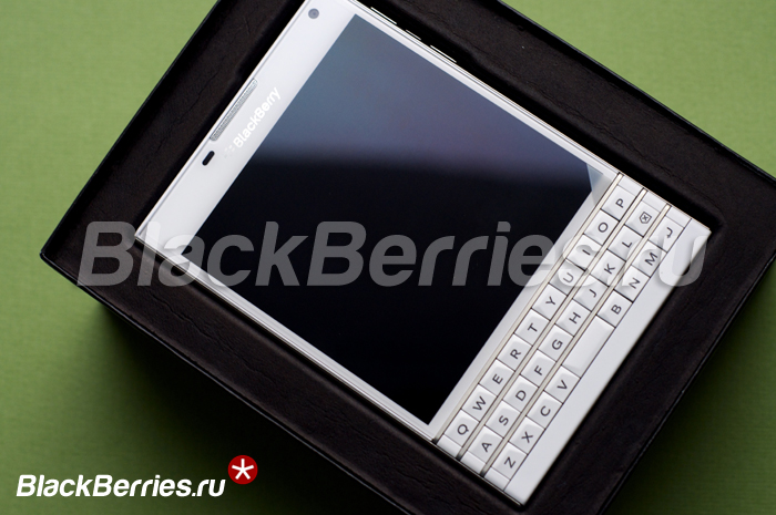 blackberry passport white - photo #10