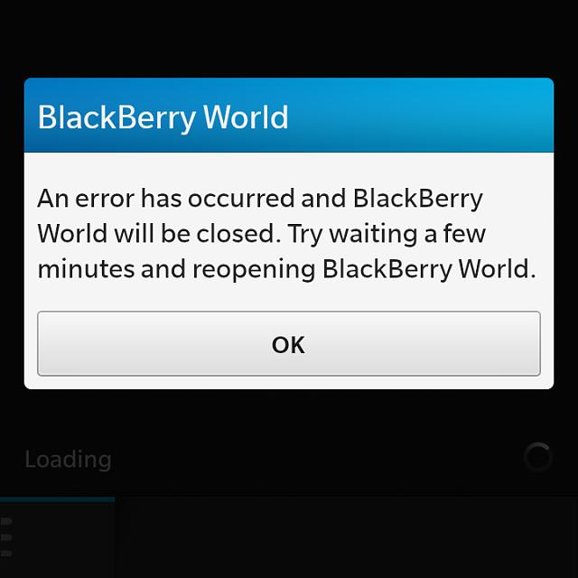 BlackBerry-World-Error
