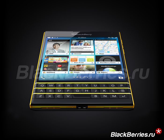 Limited-Edition-BlackBerry-Passport-Black-Gold