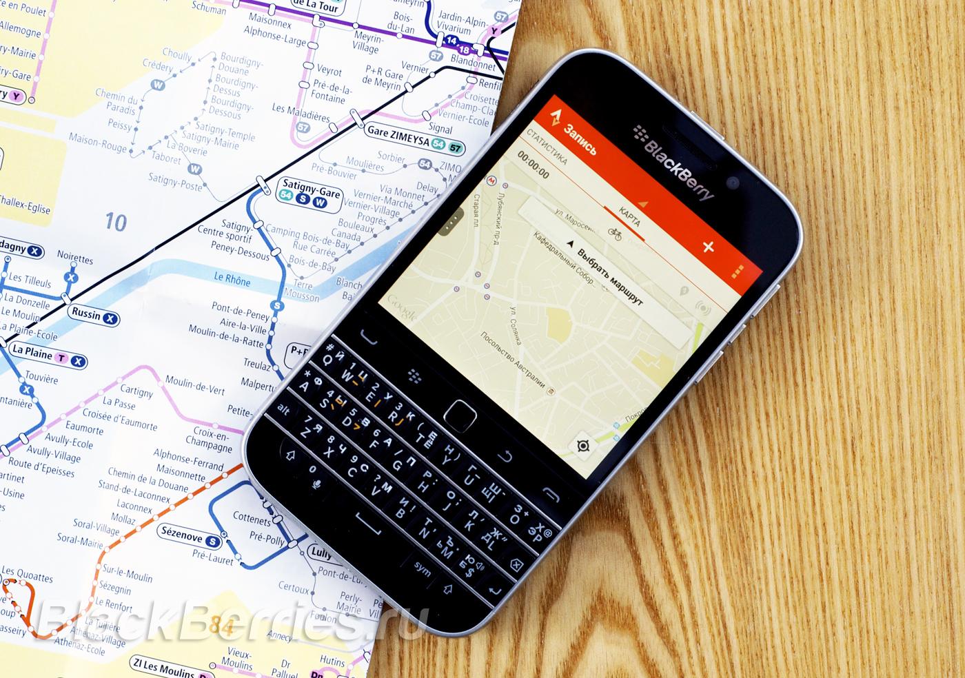 BlackBerry-Classic-Maps