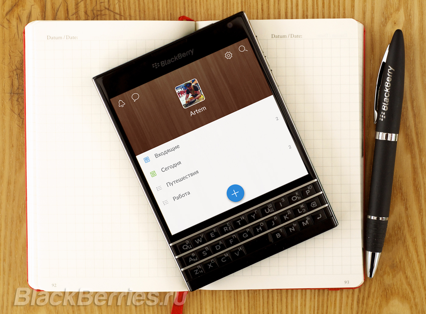 BlackBerry-Passport-Wunderlist