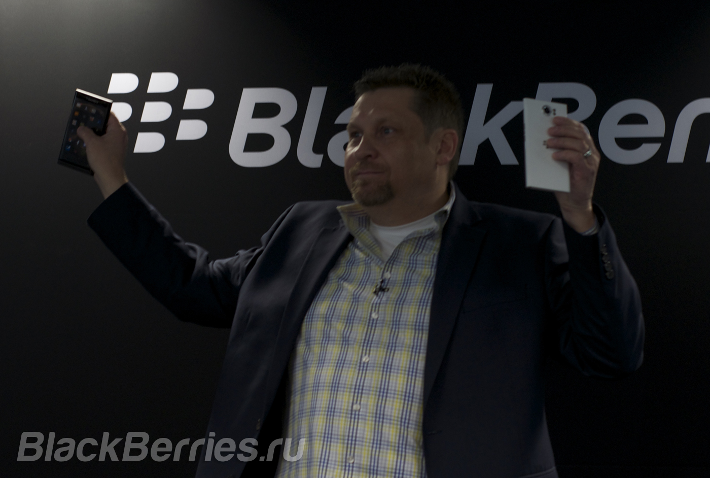 BlackBerry-Slider