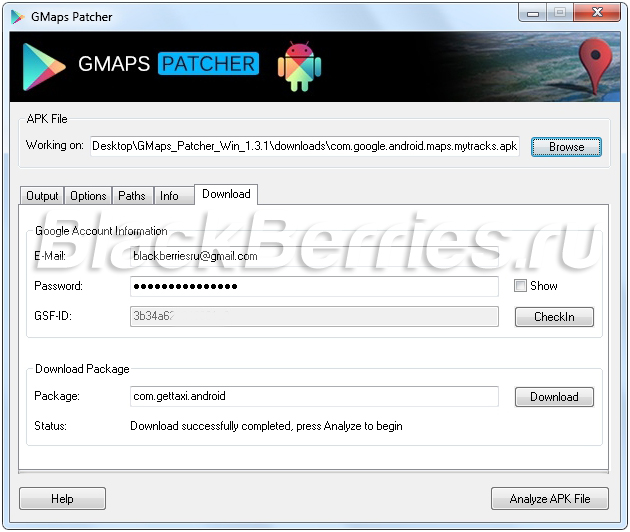 GMap-Patcher