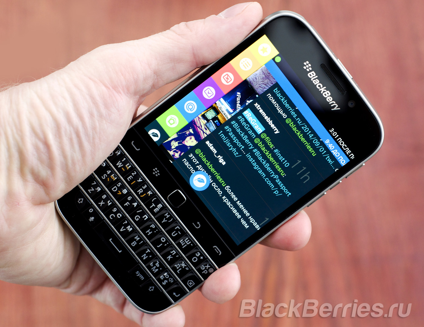 BlackBerry-Blaq