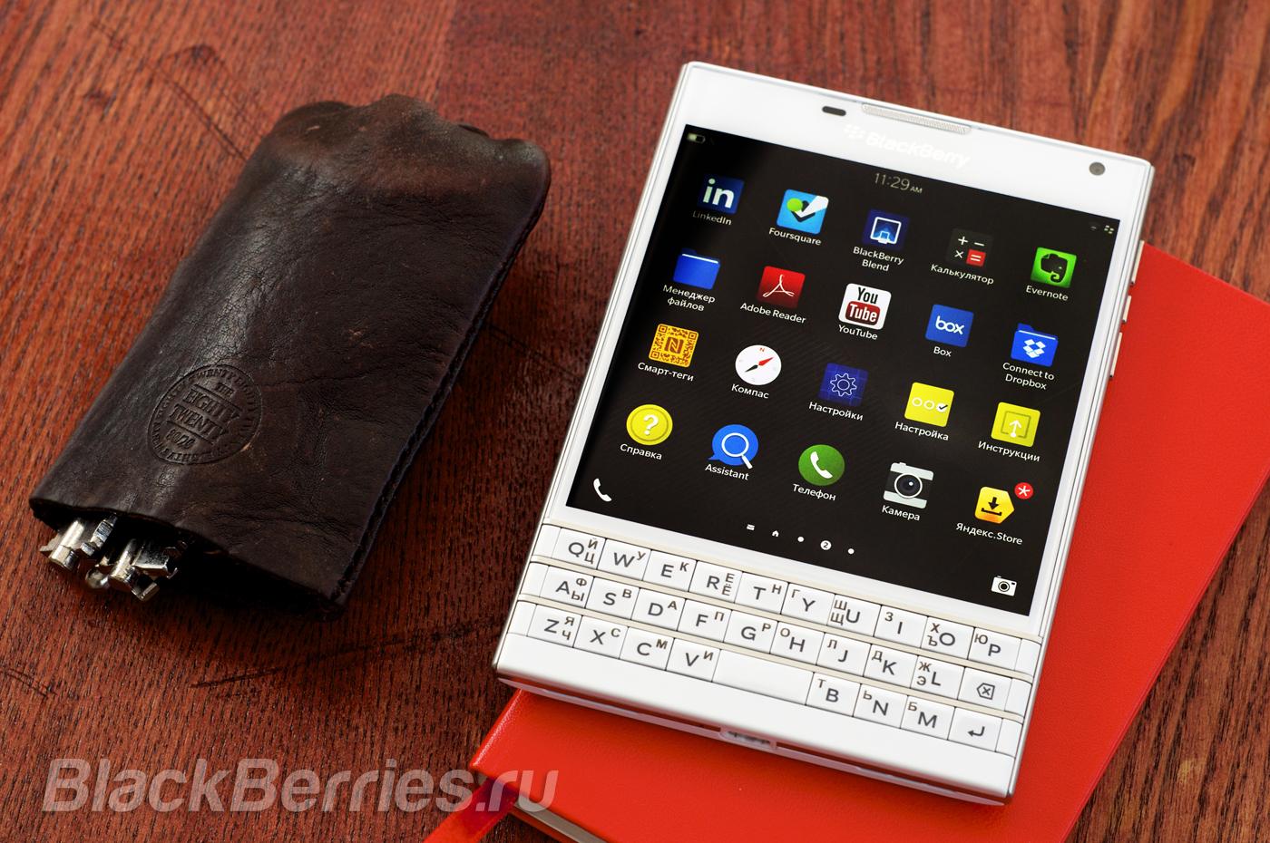 blackberry passport white - photo #17