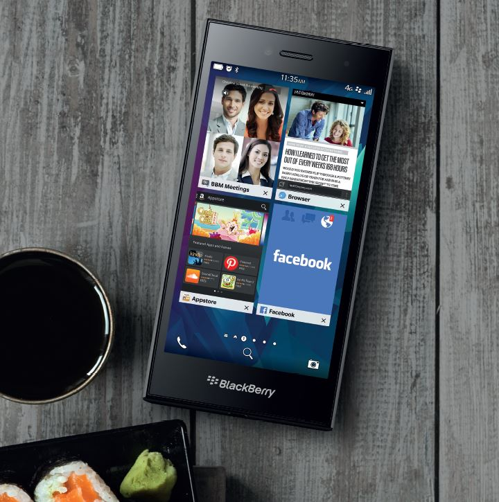 BlackBerry-leap-sushi