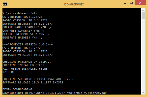 bb-archivist