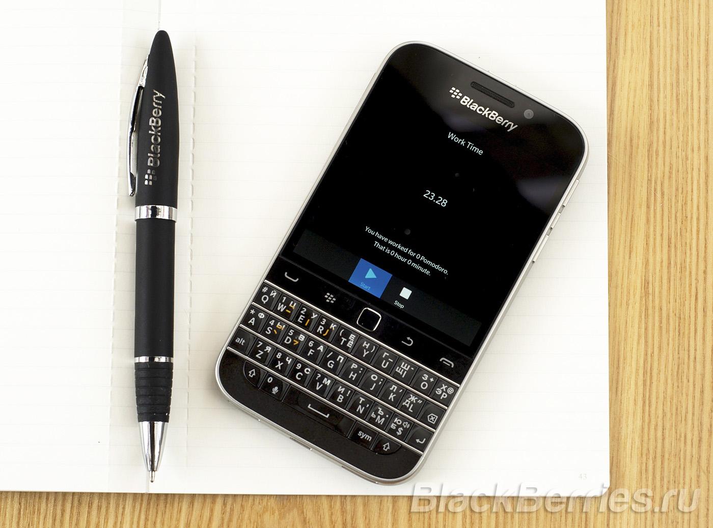 BlackBerry-Classic-Pomodoro