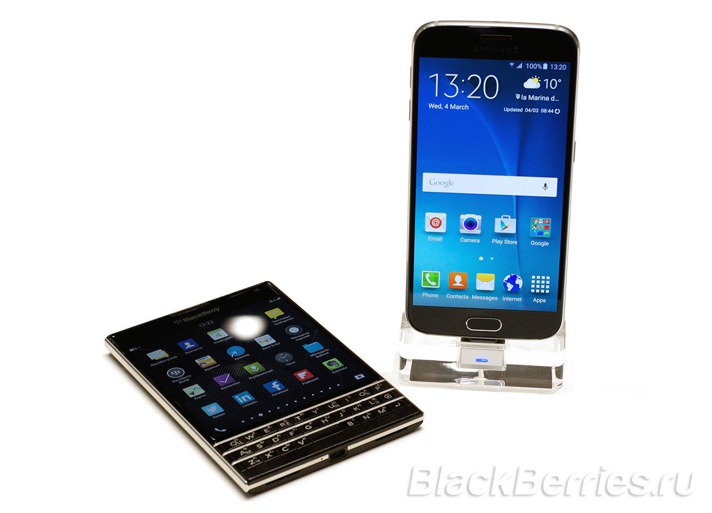 BlackBerry-Samsung
