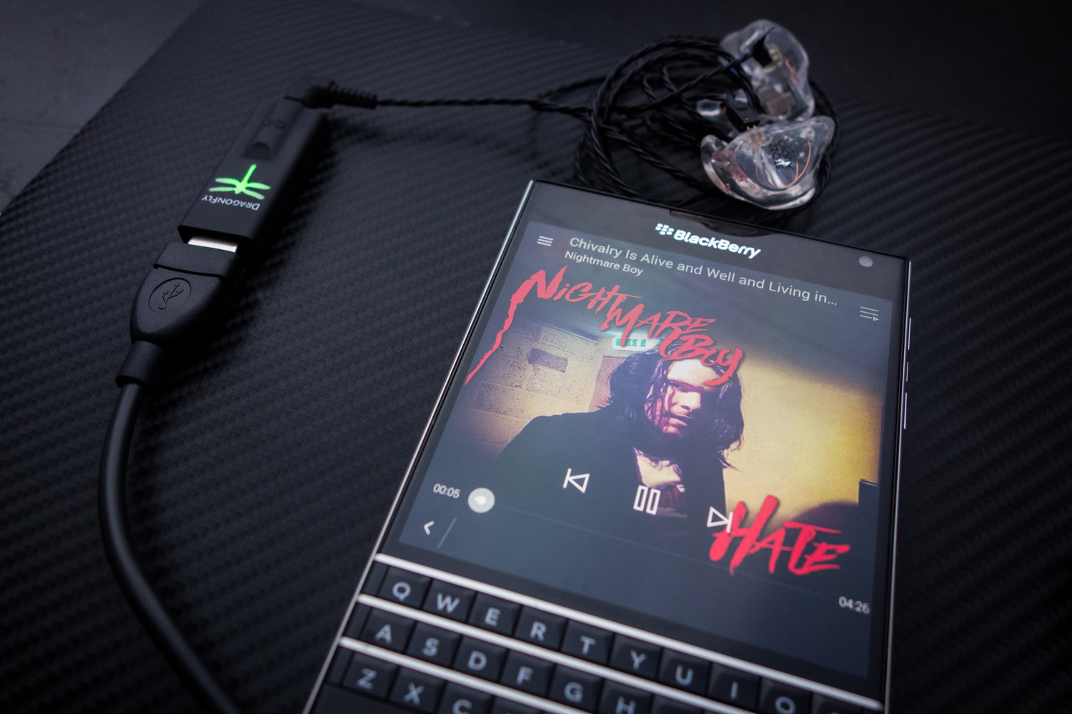 Blackberry+Passport+Review+-+Sound