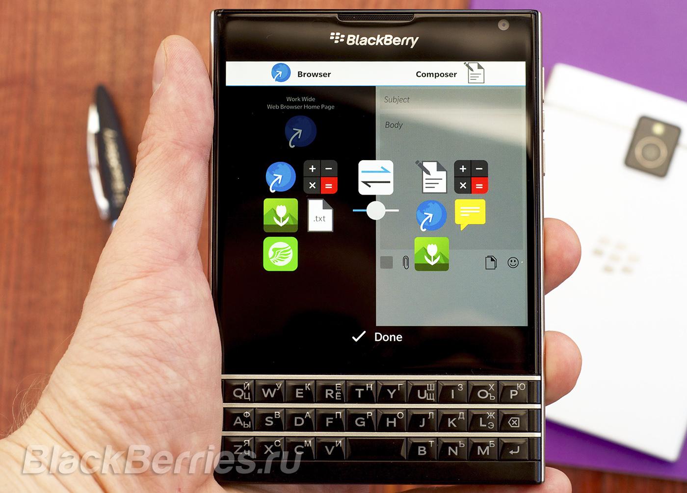 Blackberry work japan — 4
