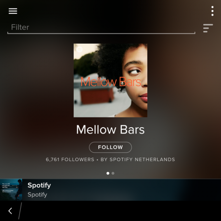 Spotify+Blackberry+passport+review