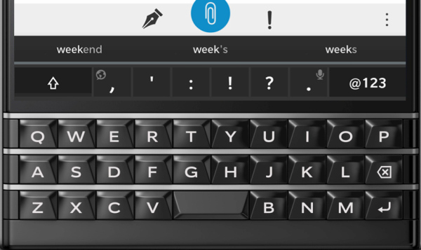 keyboard-flick-to-type