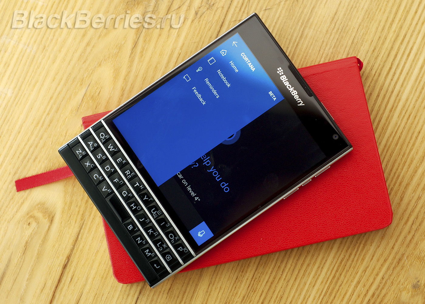 BlackBerry-Passport-Cortana-Leak